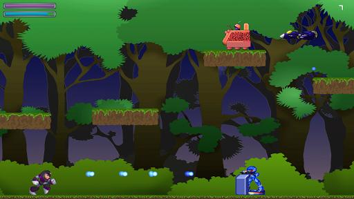Cyber Runner screenshot