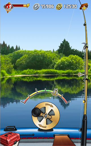 Pocket Fishing apkpoly screenshots 14