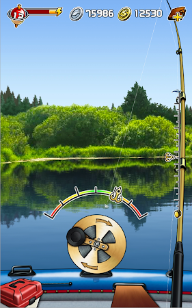 Pocket Fishing 1.9.2 screenshot 638811