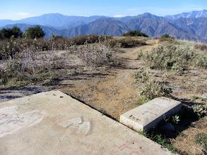 Photo: View northwest from Summit 2583