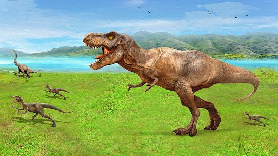 Wild Dinosaur Hunter Simulator:Free Shooting Games 10