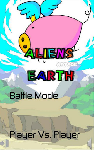 ALIENS ATTACK EARTH GAME