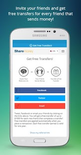 Sharemoney Money Transfers- screenshot thumbnail