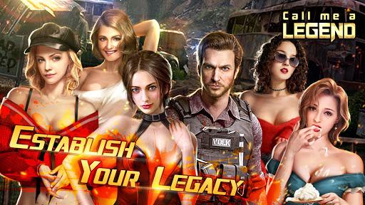 Call me a Legend - Game of Battle & Love 1.7.3 Screenshots 1