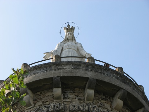 photo de Sanctuaire Notre Dame de la Blache