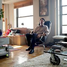 Photo: title: Alan Rapp, Brooklyn, New York date: 2011 relationship: friends, art, met on FB via Jona Frank years known: 0-5