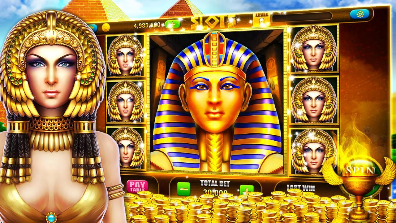 Pharaoh slots strategy