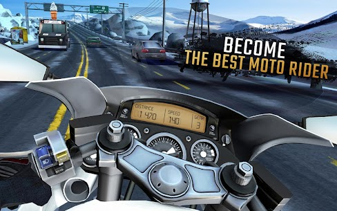 Moto Rider GO: Highway Traffic Mod 6