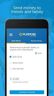 Purpose Card Mobile Banking- screenshot thumbnail