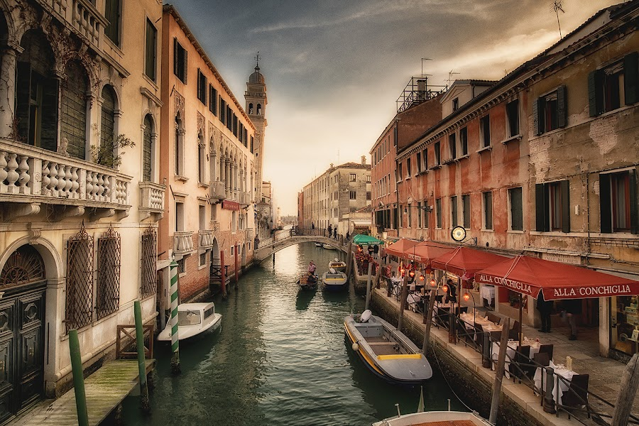 Venezia by Mac Evanz - Buildings & Architecture Public & Historical