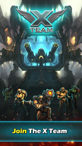 XTeam - SF Clicker RPG modavailable screenshots 6