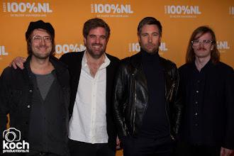 Photo: 20-02-2018: Nieuws: Uitreiking van de 100% NL Awards: AmsterdamKensington, winnaar, band van het jaar