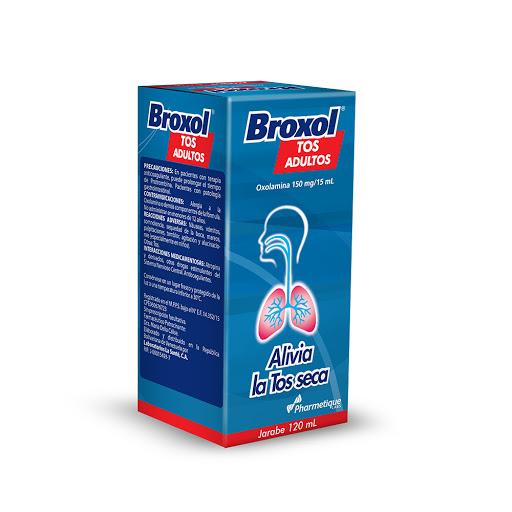 Broxol Jarabe Adulto x 120 ml