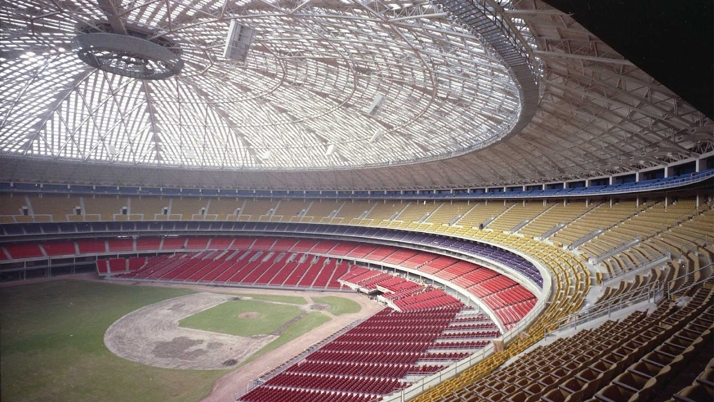 Watch History in the Astrodome: 1968 UCLA vs. Houston live