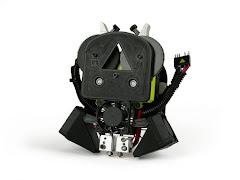 LulzBot TAZ Dual Extruder Tool Head v3.1