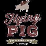 Logo for Flying Pig Craft Beer Market