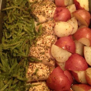 Chicken Breast Green Bean Recipes