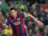 Messi et la Barça bien trop forts pour l'Espanyol