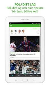 Fotbollskanalen screenshot 13