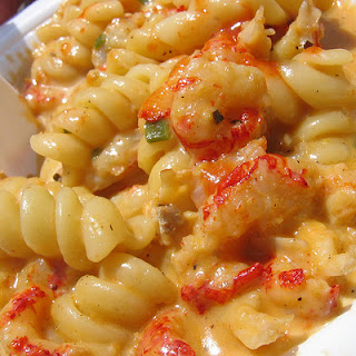 Crawfish Monica.