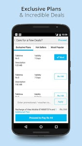 Recharge, Shop and Wallet v5.0.2
