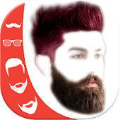 Mustache Photo Editor - Hair Style