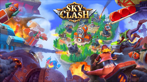 Sky Clash: Lords of Clans 3D  code Triche 1