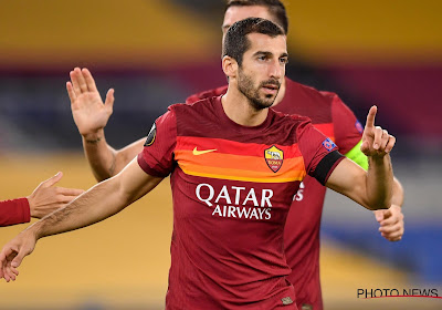 🎥  Henrikh Mkhitaryan groeit weer naar zijn beste vorm en scoort heerlijk doelpunt voor AS Roma