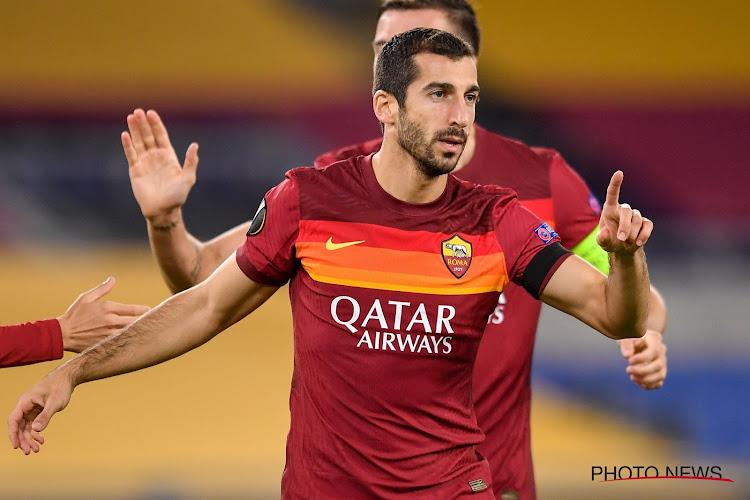 AS Roma geeft grijs seizoen een beetje kleur met overwinning in Romeinse derby