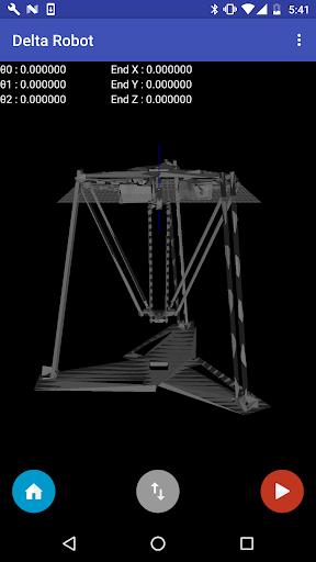 3D ROBOT (ARM, DELTA, SCARA)  screenshots 2