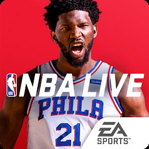 NBA LIVE Mobile Basketball 3.5.01 APK MOD