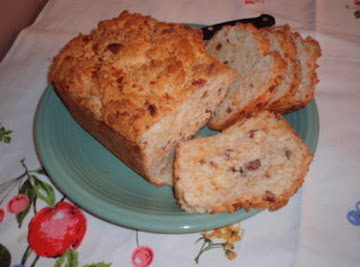 Cheddar Nut Bread Recipe