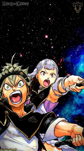 Black Clover Wallpapers 4k Ultra Hd Apk Download Apkpure Co