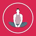 Yoga Poses App - Free for Beginners, Weight Loss icon