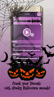 Scary Halloween Sounds & Spooky Sound Effects - Android Apps on ...