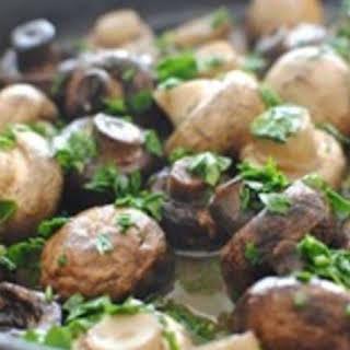 Tapas-Style Sauteed Mushrooms.