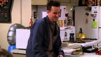 第15話「チャンドラーが結婚宣言!?」