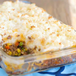 Classic Shepherd'S Pie with Beef Recipe