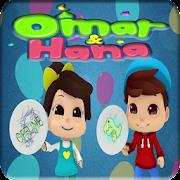 Lagu kanak-kanak Offline Omar dan Hana (Lengkap)
