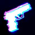 Beat Fire - EDM Music & Gun Sounds icon