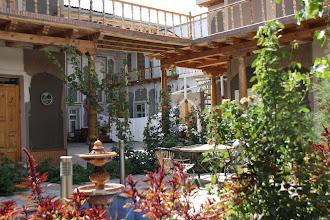 Photo: Day 164 -  Hotel Courtyard #2