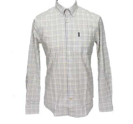 Barbour Tattersall 9 Tailored