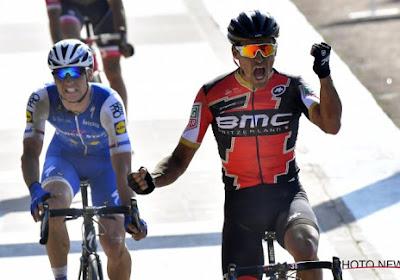 Van Avermaet kiest opvallende trainingsmaats voor verkenning Amstel Gold Race