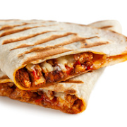 Tinga Chicken Quesadilla