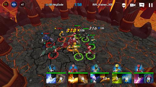 Power Rangers: All Stars 0.0.139 screenshots 6