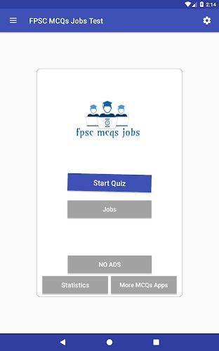 Download FPSC MCQs Jobs: Test Preparation 2019 APK latest