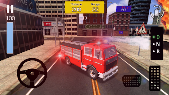 Firefighter - Simulator 3D - Apps on Google Play