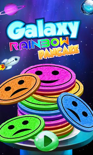 Code Triche Rainbow Pancake Towers - Pile Up Breakfast Game APK MOD screenshots 1