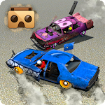 Demolition Derby VR Racing Icon