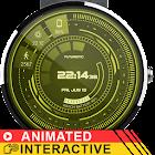 Futuristic GUI Watch Face icon